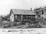 First School House built in Boise