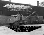 The Sawtooth Company, Michigan Power Shovel